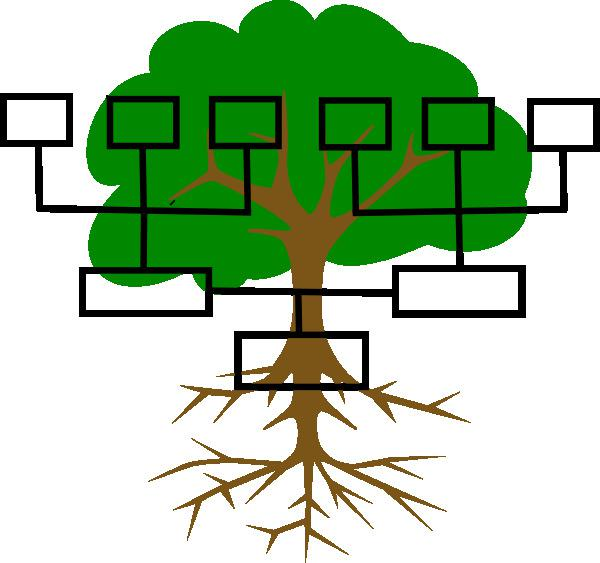 Free Kids Family Tree Template