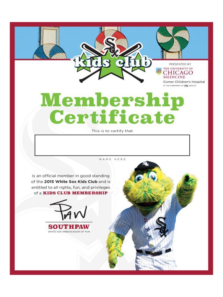 Free Printable Certificate Templates – Membership Certificate Template