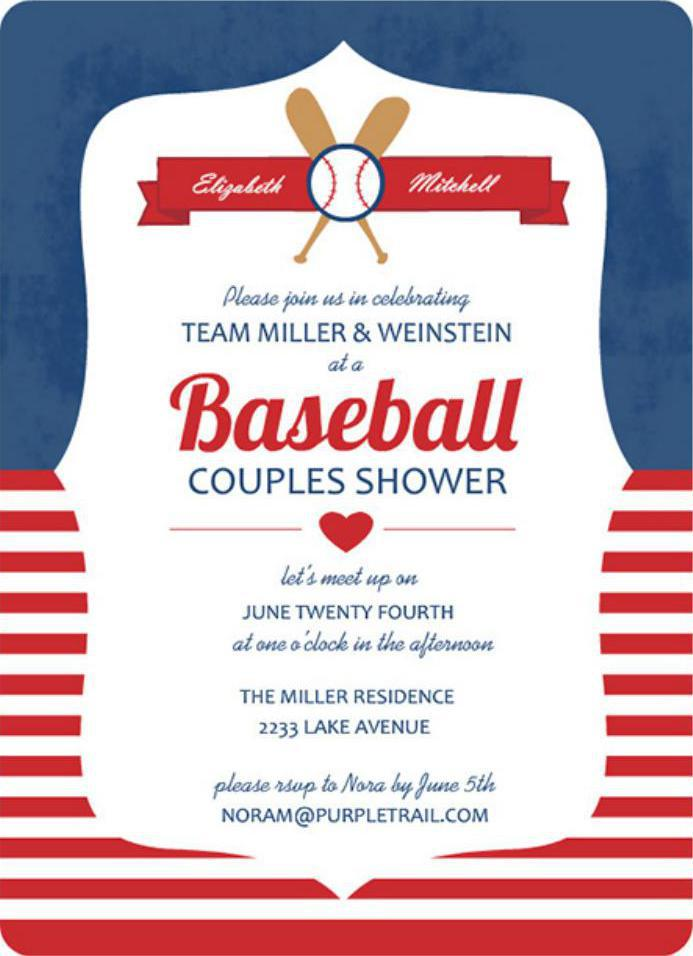 Free Printable Baseball Ticket Template for Couples