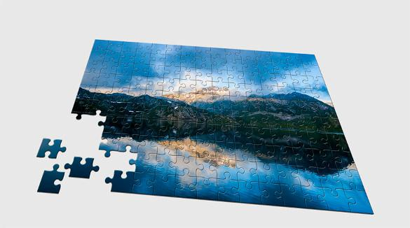 Free Puzzle Pieces Actions