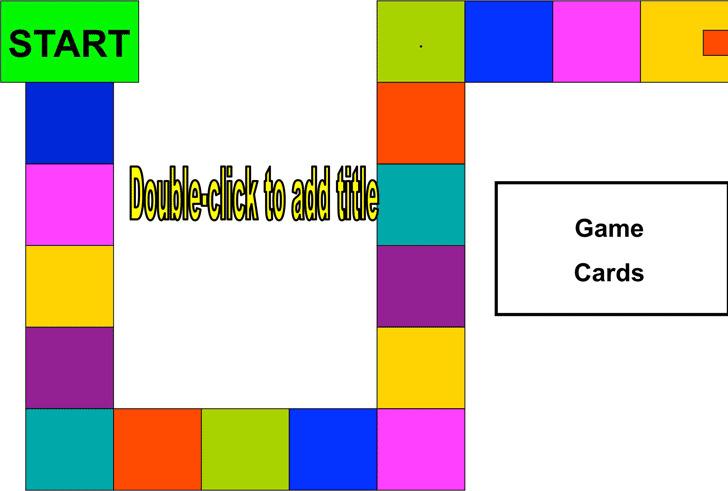 Game Board Template 3