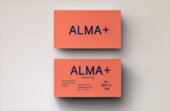 Graphic Business Card Design Download