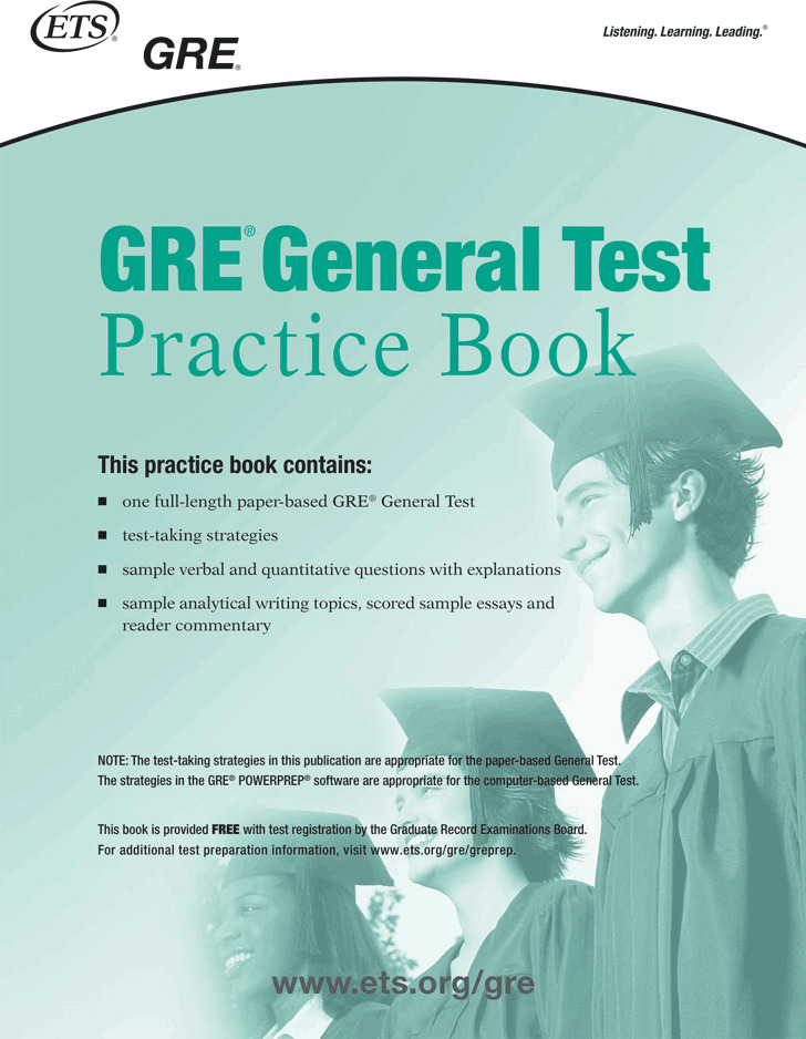GRE Sample Questions | Download Free & Premium Templates, Forms ...