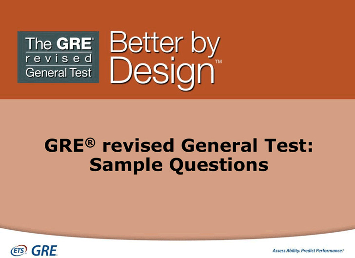 gre essay questions list Gre essay writing the gre assessment of writing is used by the graduate schools for evaluating one's writing skills the essay writing section has two essay questions assessed by the gre essay graders who are normally graduate students.