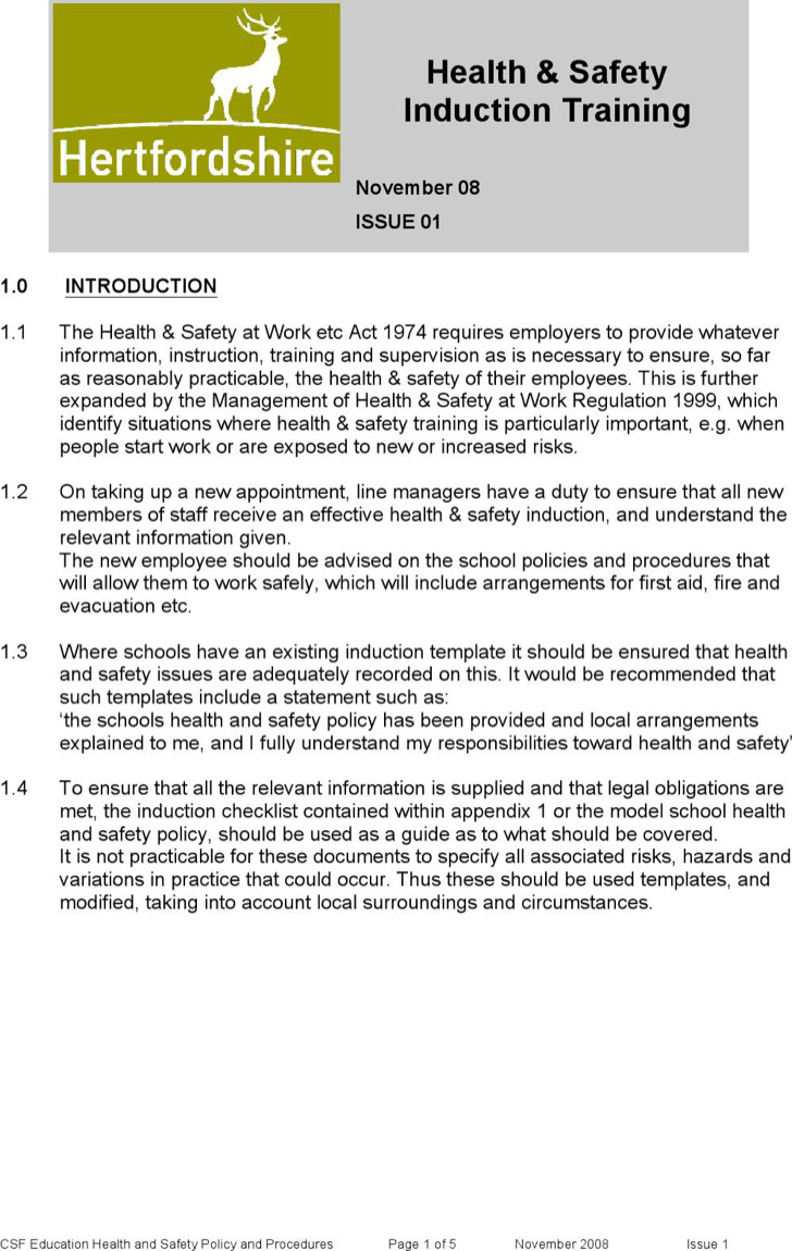 health and safety certificate template safety certificate templates download free premium
