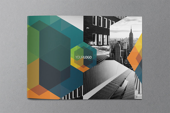 Hexo Brochure Design Template