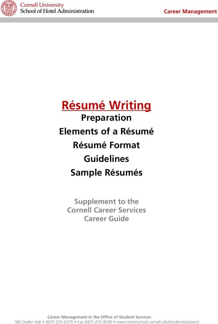 Essay Writing Strategies For Middle School concierge resume skills ...