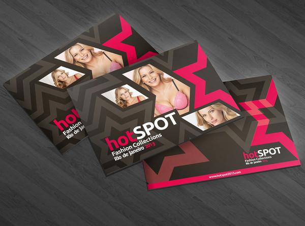 Hotspot fashion collection brochure