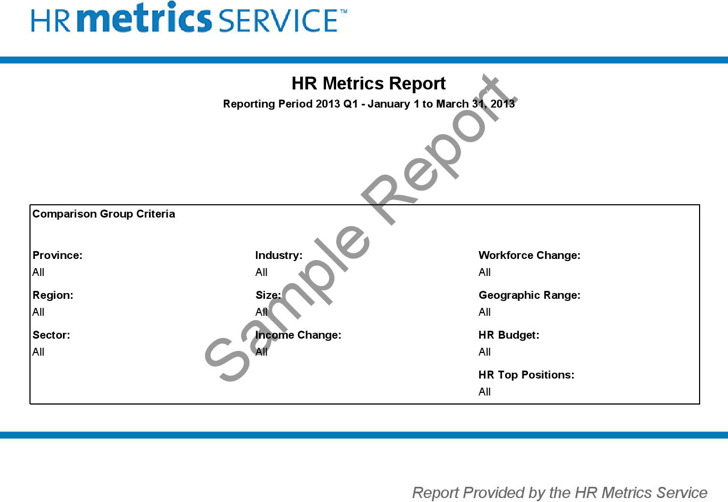 Hr Report Templates | Download Free & Premium Templates, Forms