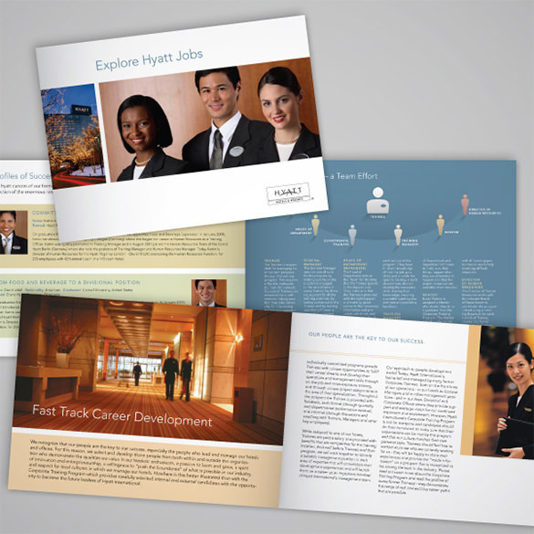 Hyatt International Corporate Recruitment Brochure