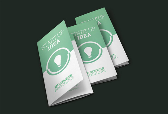 Idea - Trifold Brochure