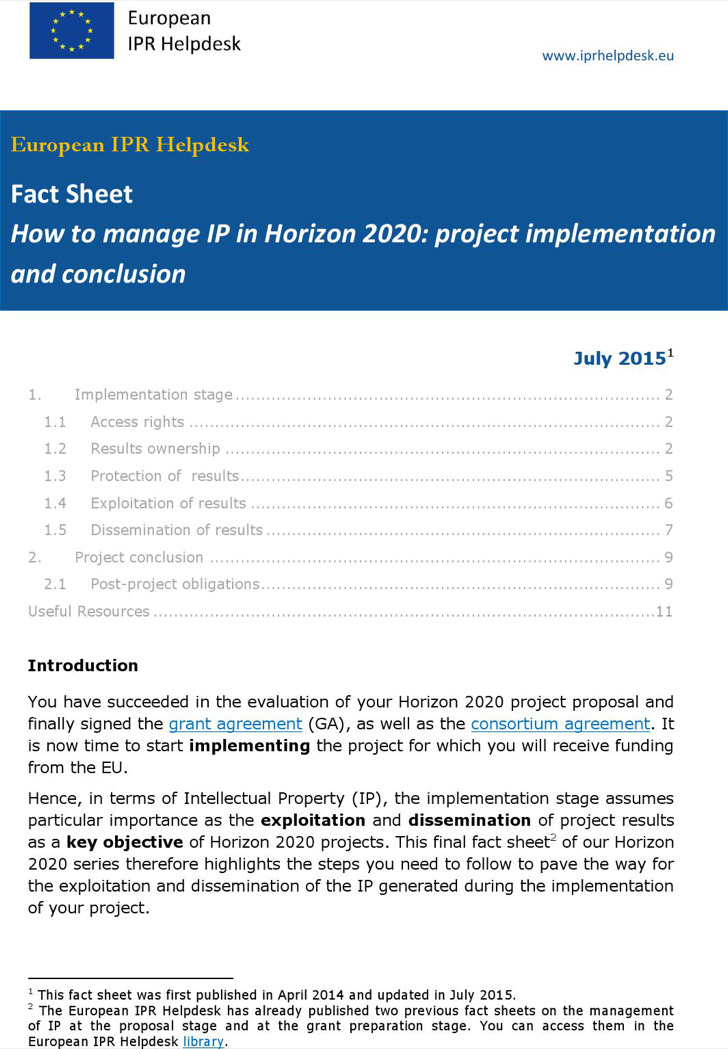 Implementation Project Result