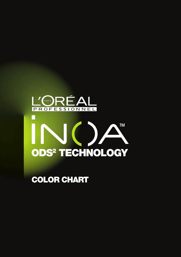 Inoa Color Chart