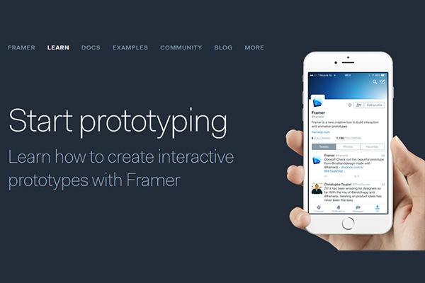 Interactive Prototyping Tool