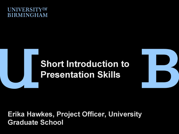 Presentation Skills PPT – Presentation Skills Ppt
