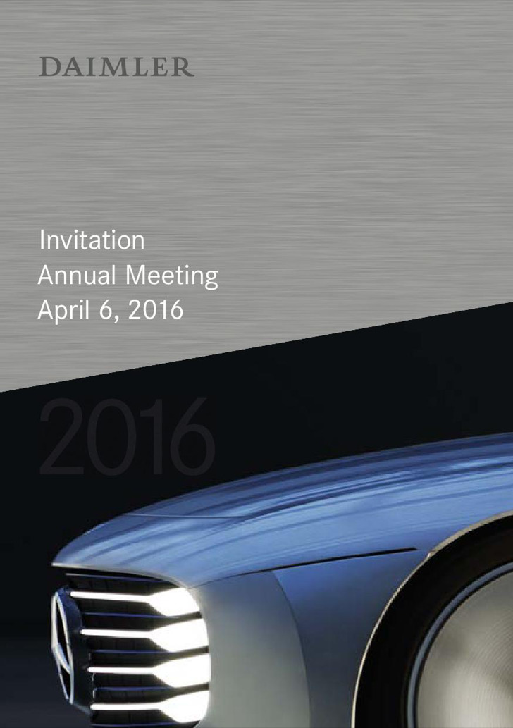 Invitation Of Annual Meeting Agenda Template