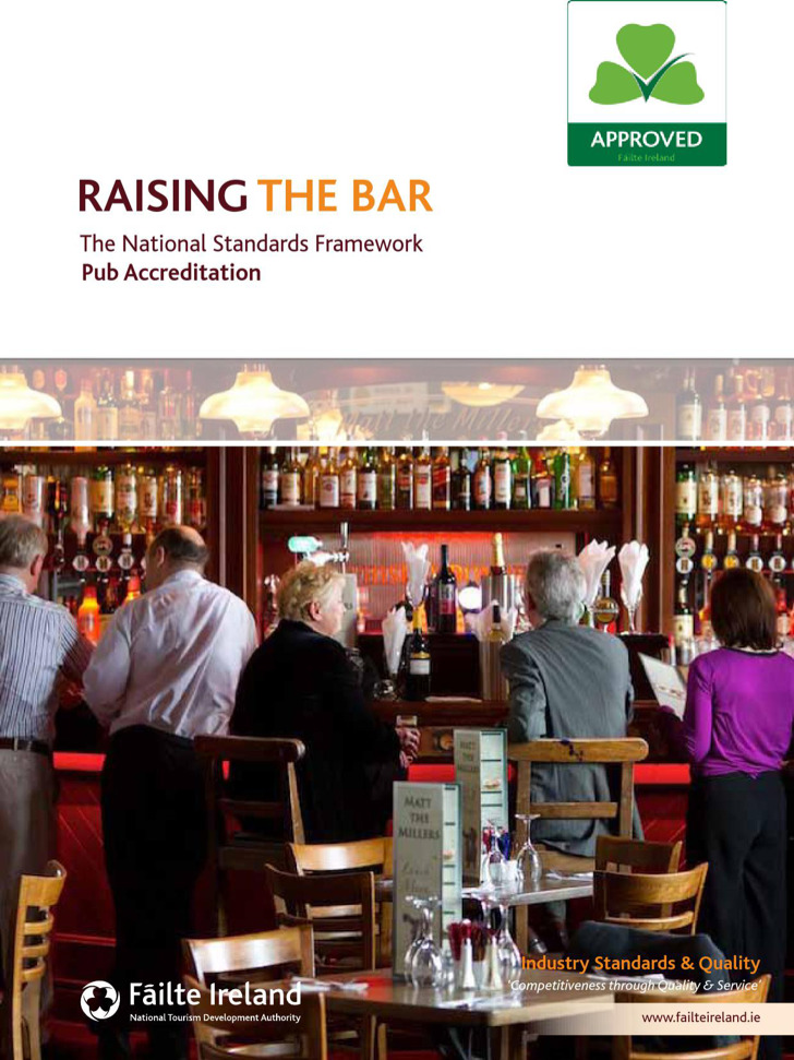 Irish Pub Bar Business Plan Template