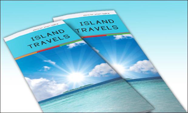 Island Tri-Fold brochure