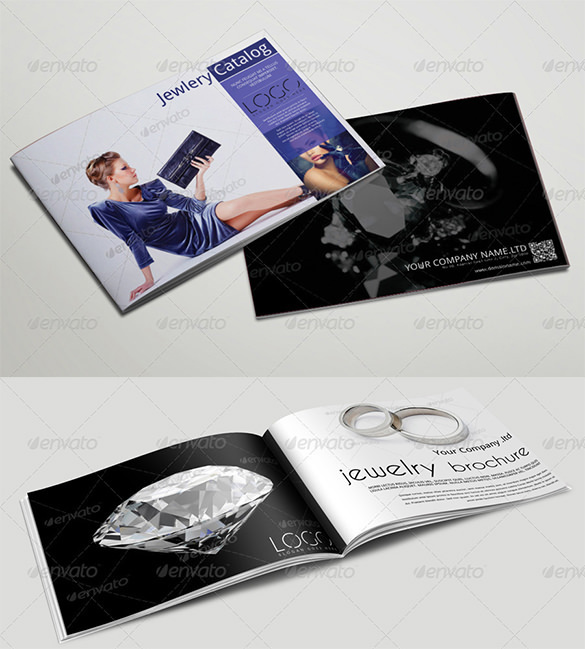Jewelry Brochure/Catalog