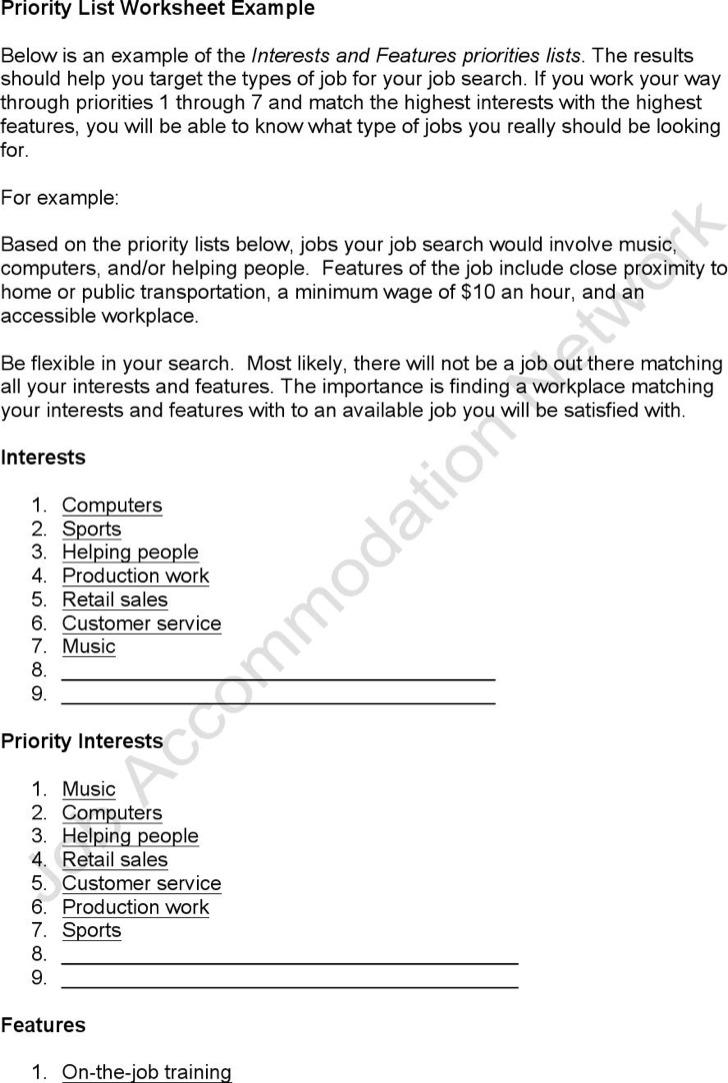 priority list templates download free premium templates forms samples for jpeg png pdf. Black Bedroom Furniture Sets. Home Design Ideas