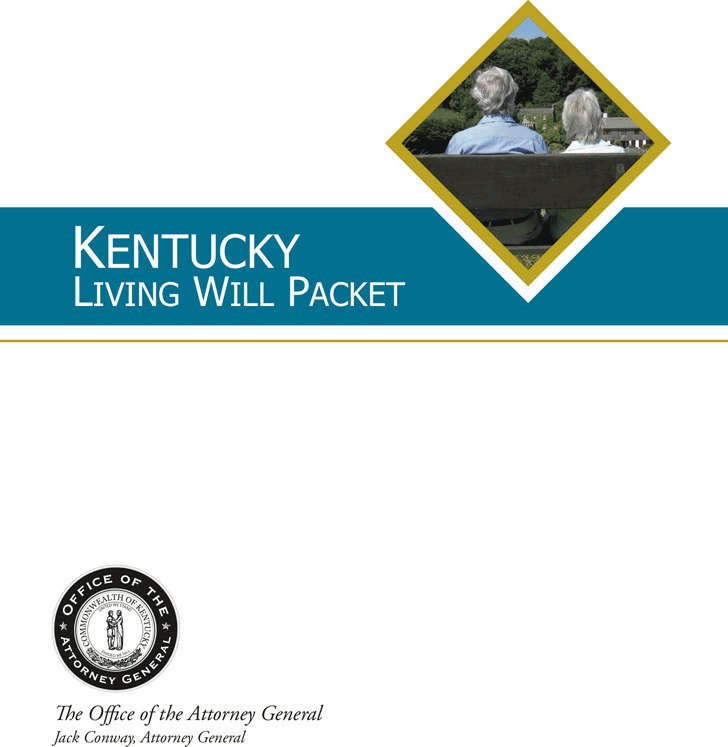 Kentucky Living Will Directive Form