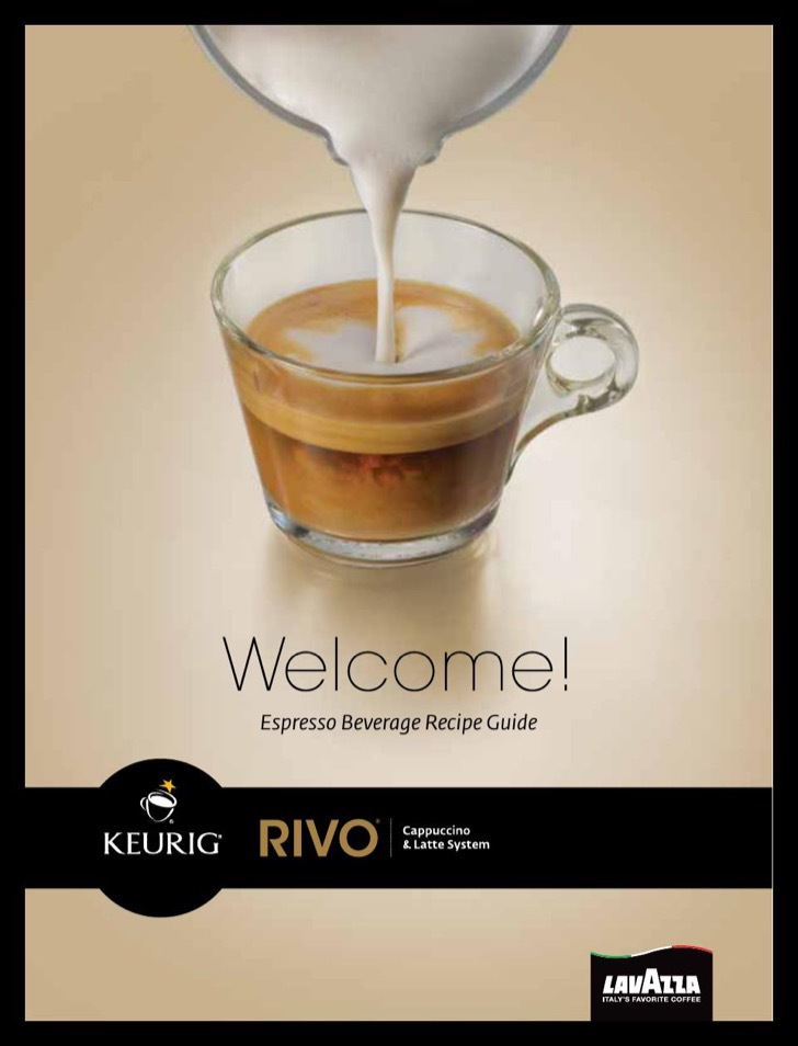 Keurig Quick Guide Sample