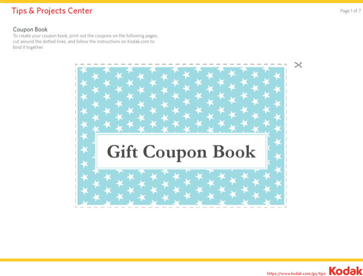 Blank Coupon Template  Download Free  Premium Templates Forms
