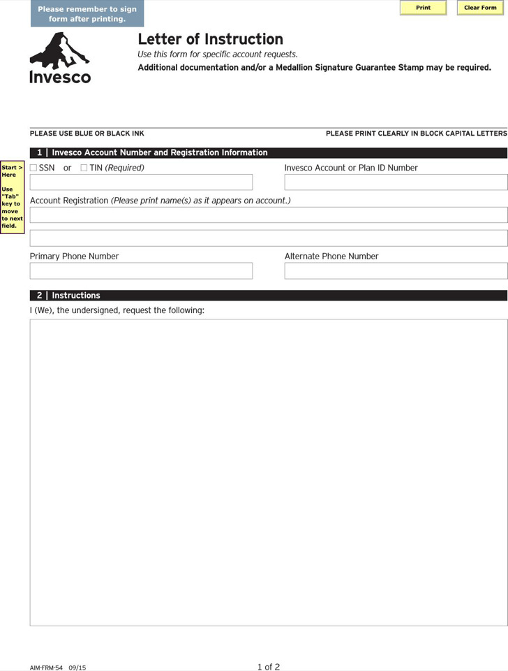 Instruction Templates  Download Free  Premium Templates Forms