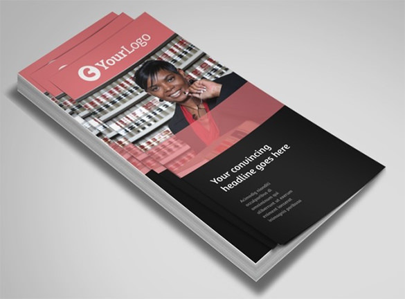 Litigation & Transactional Law Firms Flyer Template