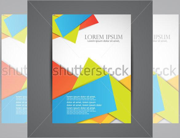 Lorem Ispum Corporate Brochure Template