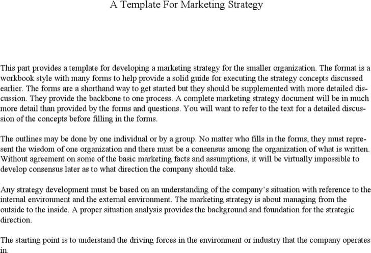 Marketing Schedule Template – Marketing Schedule Template