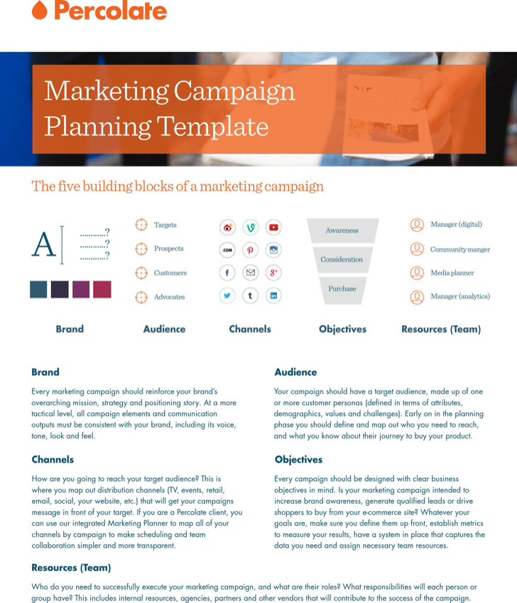 Marketing Campaign Template1