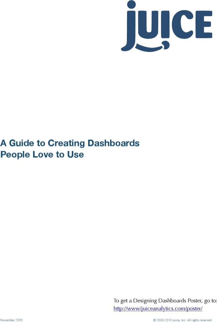 Marketing Dashboard Design