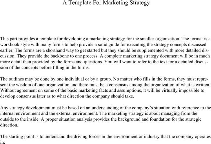 marketing strategy essays Please respond the following question no less then 350 words (original work, no plagiarism, 1 reference marketing strategy please respond to the following:.