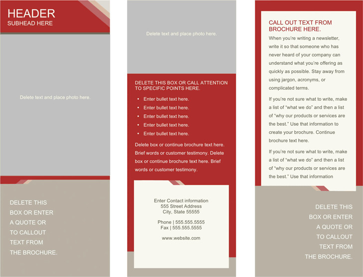 free medical brochure templates for word - medical brochure download free premium templates