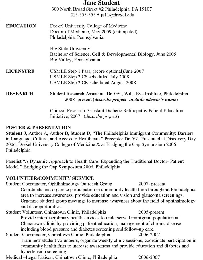 Craigslist Resume Medical Cv Template  Download Free  Premium Templates Forms  Visual Resume Examples with Resume Builder Word Medical Cv Template  Marketing Resume Keywords Word