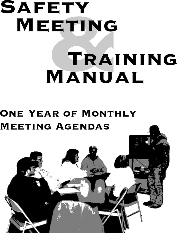 Medical Safety Meeting Agenda Template