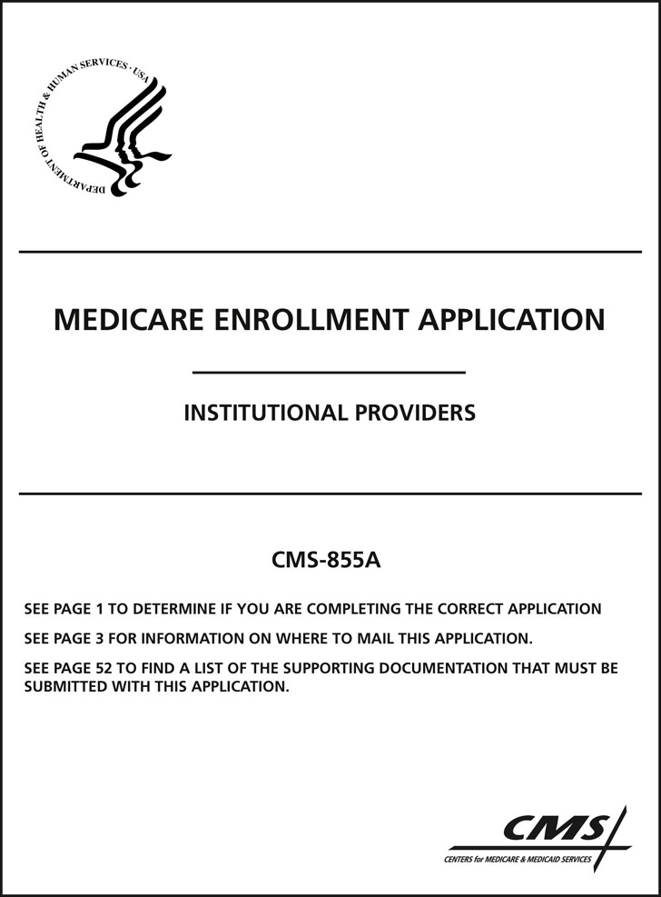 Medicare Enrollment Application