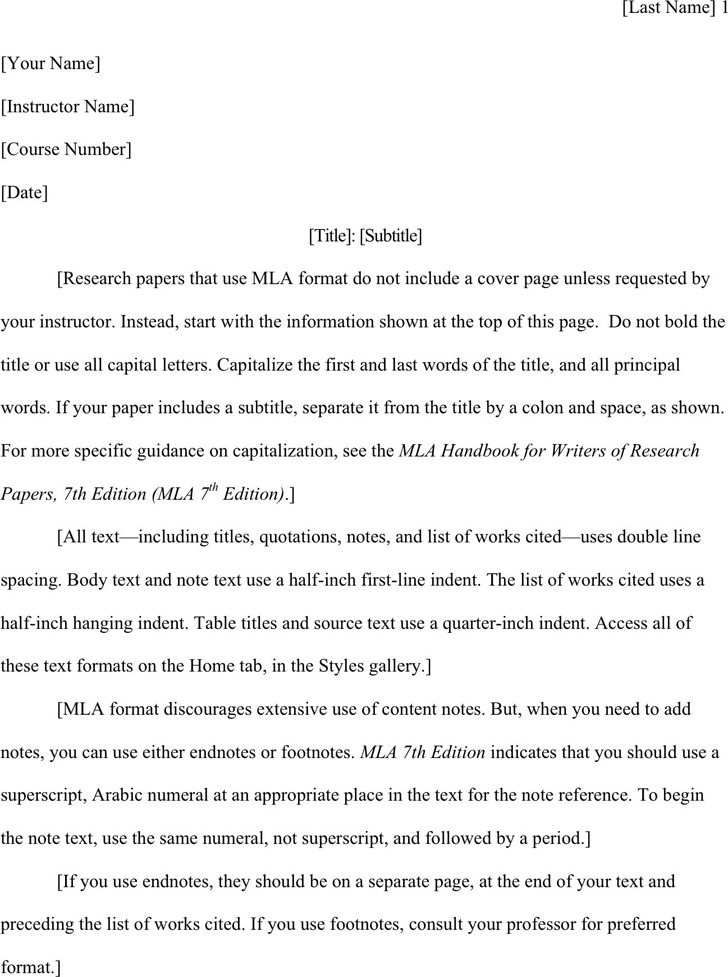 how to cite an essay in mla format in text