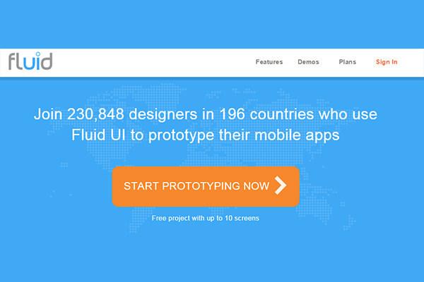 Mobile App Prototyping Tool