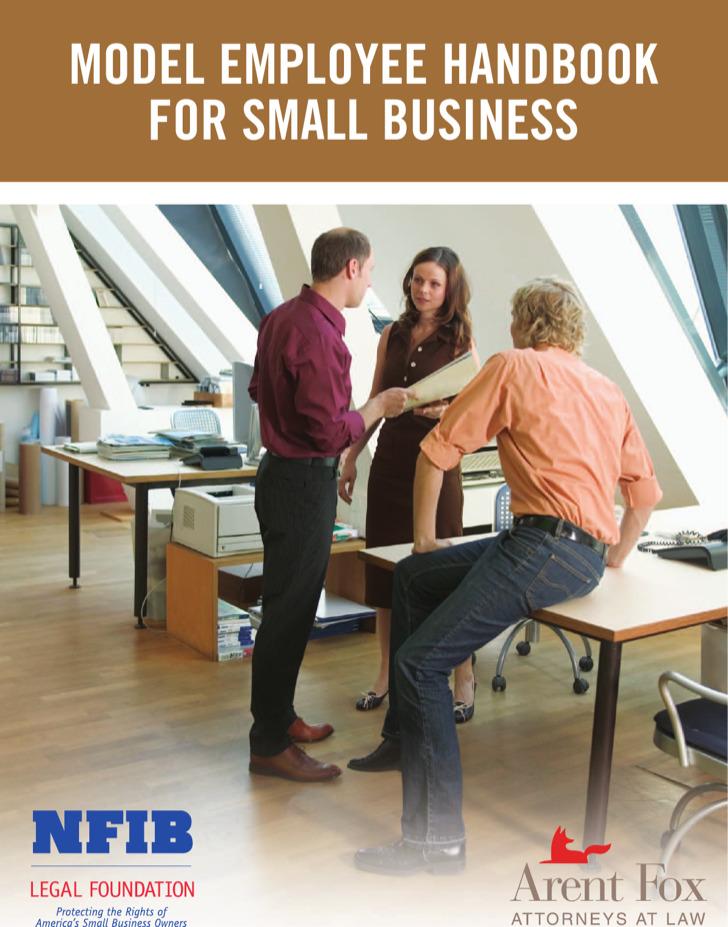 Sample Employee Handbook & Manual Templates | Download Free ...