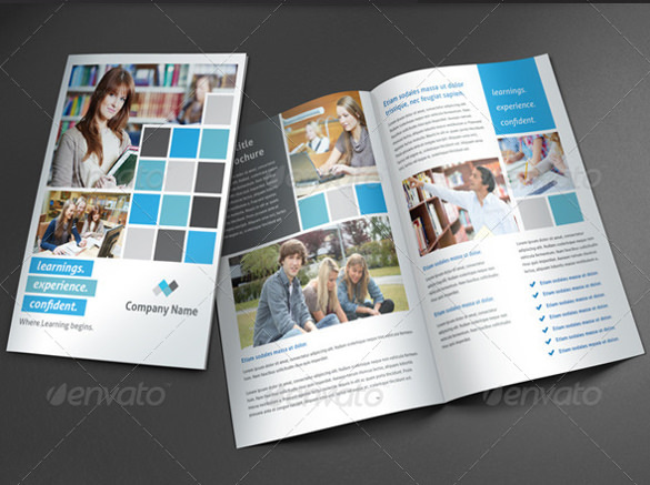 Modern Education Brochure