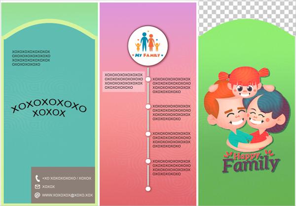 Motherhood Pregnancy Brochure.