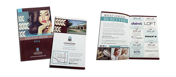 Multiple Purpose Sample Coupon Book Template
