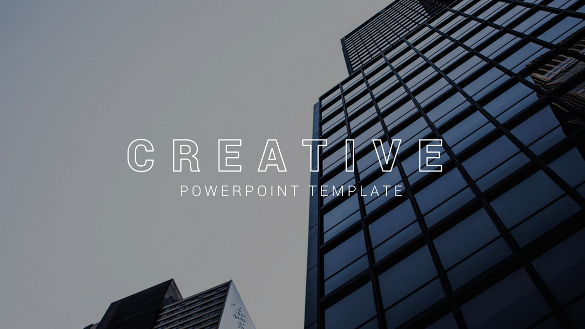 Multipurpose Creative Power Point Template PPTX Design Download