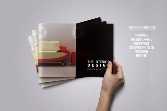 Multipurpose Portfolio Brochure Template