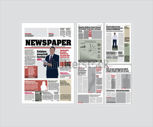 Newspaper Templates  Download Free  Premium Templates Forms