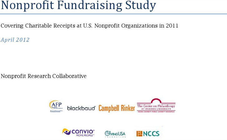 Nonprofit Fundraising Strategy Template