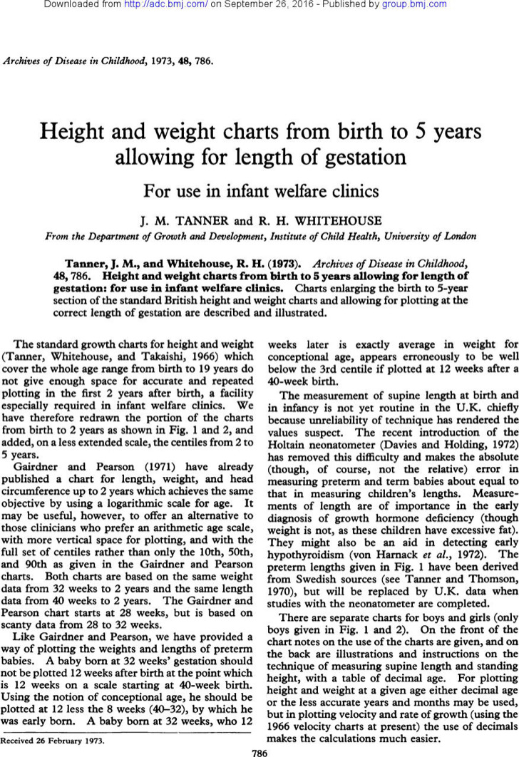 Normal Height And Weight Chart For Baby Boy