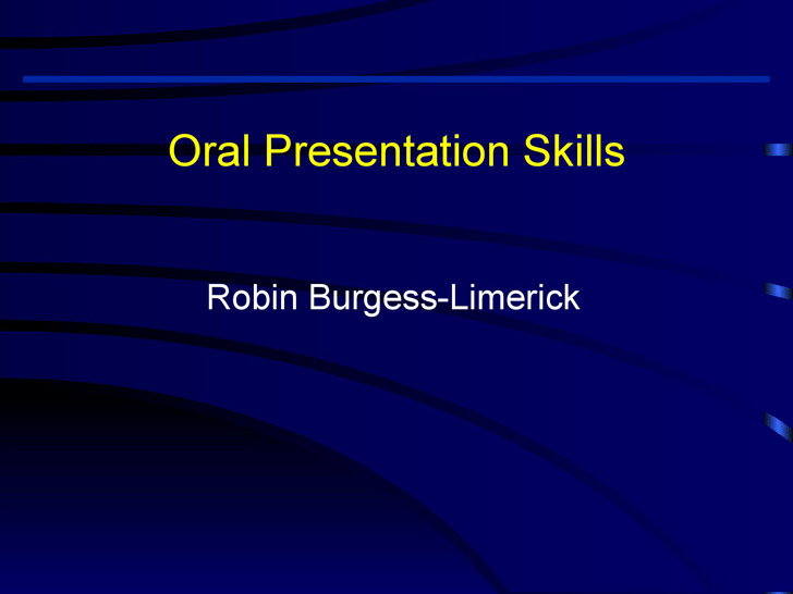 presentation skills pdf free download